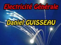 logo-Guisseau Daniel | Électricien Frossay