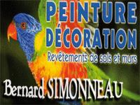 logo-Simonneau Bernard | Peintre Guérande