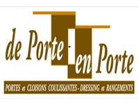 logo-De Porte En Porte | Menuisier Orvault