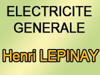 logo-Henry Lépinay | Electricien - Plancher Chauffant - Sion les Mines