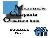 logo-Boudaud David | Menuisier - Charpentier - St Brévin les Pins