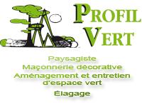 logo-Profil Vert | Paysagiste - Entretien - Espace Vert - Elagage - Gorges