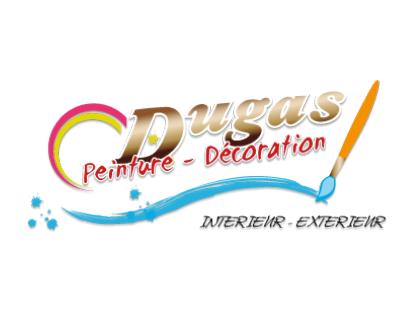 logo-Dugas Peinture | Artisan Peintre Touvois
