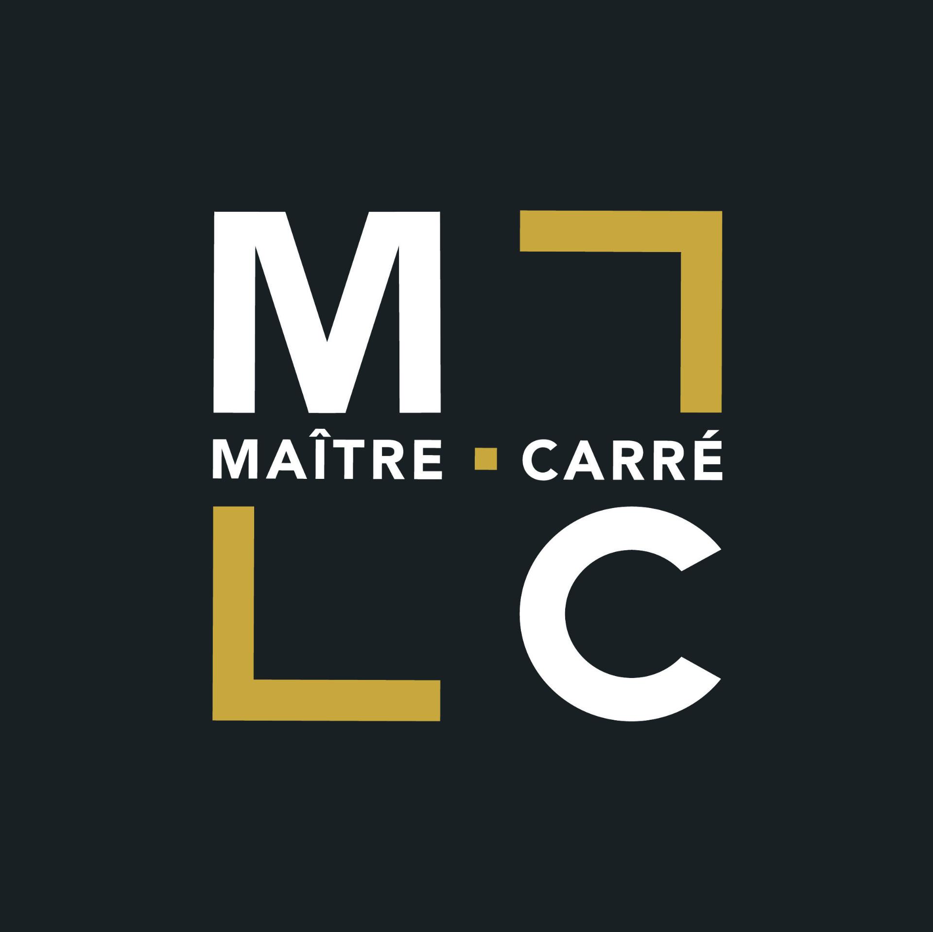 logo-Maître Carré   Décorateur d'Intérieur - Peintre Montrevault-sur-Èvre