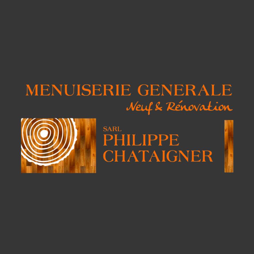 logo-Chataigner Philippe | Charpentier - Menuisier Bournezeau
