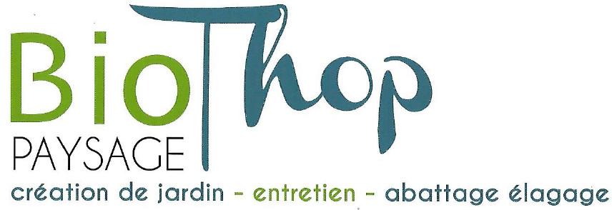 logo-Bio Thop Paysage | Paysagiste - élagueur - Challans -St Urbain