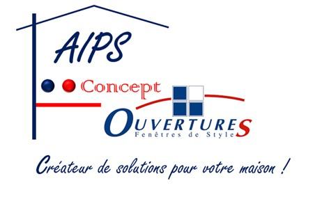 logo-AIPS | Ossature Bois - Charpente - Menuiserie Grandchamp-des-Fontaines
