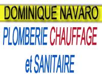 logo-Navaro Dominique | Plombier - Chauffages - Sanitaires - St Nazaire