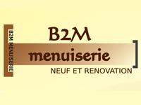 logo-B2M Menuiserie I Menuisier Thouaré sur Loire