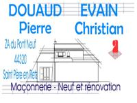 logo-Douaud Evain | Maçon St Père en retz - St Brévin les pins