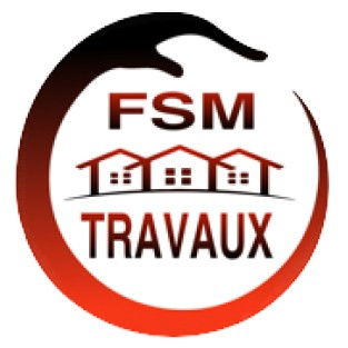 logo-FSM Travaux | Artisan électricien - plaquiste Segré
