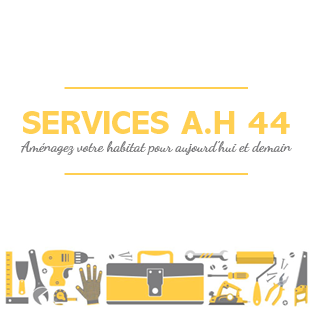 logo-Services AH 44 | Aménagement intérieur - extérieur Le Loroux-Bottereau