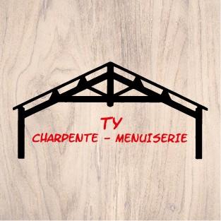 logo-Ty Charpente-Menuiserie | Charpentier Saint-Julien-de-Concelles