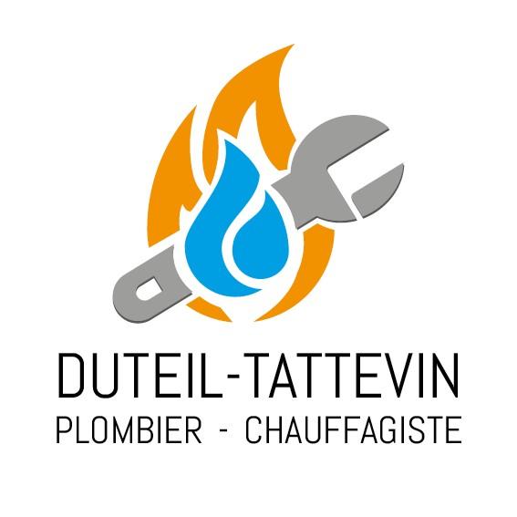 logo-DUTEIL TATTEVIN | Plombier - Chauffagiste Carquefou - Grandchamps