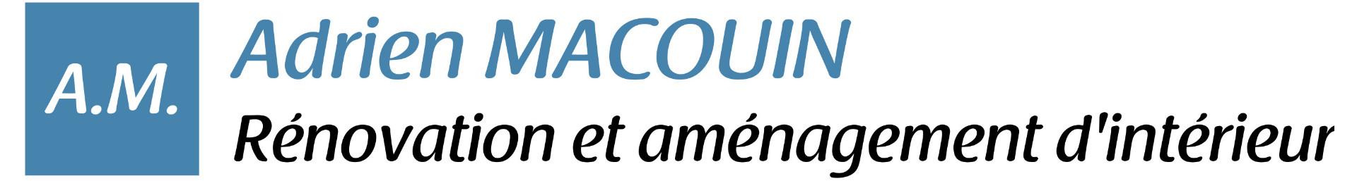 logo-Adrien Macouin   Aménagement & Rénovation Cholet