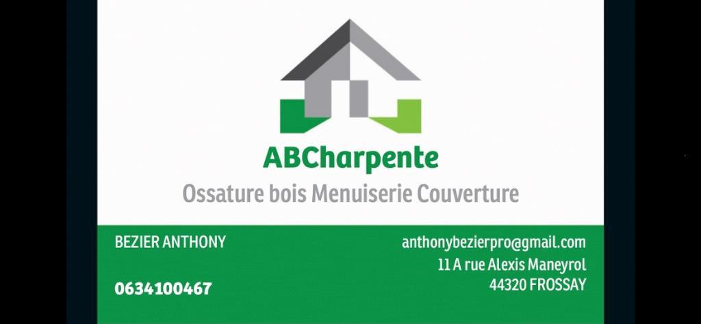 logo-E.I AB Charpente | Charpente  Frossay - St Père en Retz