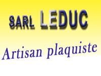 logo-Sarl Leduc | Plâtrier - Plaquiste - St Sauveur de Landemont