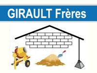 logo-Girault Frères | Maçon St Laurent du Mottay
