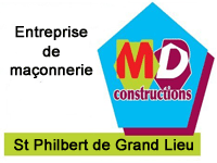 logo-MD Construction | Maçon Saint Philbert De Grand Lieu