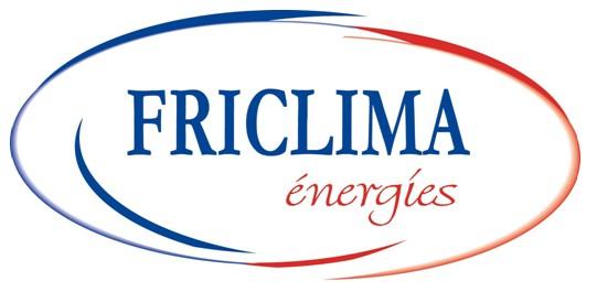 logo-Friclima énergies | Aérothermie St Florent le Vieil