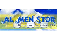 logo-Al Men Stor   Menuisier St Christophe du Bois