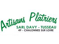 logo-Davy Tusseau | Plâtrier - Plaquiste - Isolation - Chalonnes sur Loire