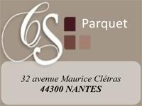 logo-CS Parquet | Menuisier - Poseur de Parquet - Nantes