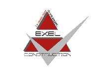 logo-EXEL Construction | Plâtrier - Plaquiste - Bain de Bretagne