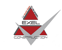logo-EXEL Construction | Carreleur Candé