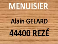 logo-Gelard Alain | Menuisier Rezé