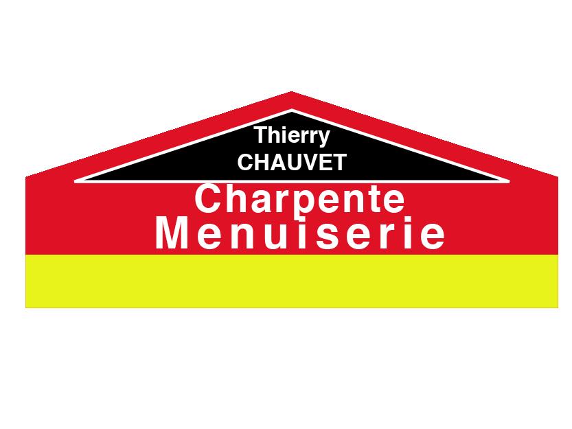 logo-Chauvet Thierry | Menuisier - Charpentier Cheméré - Pornic