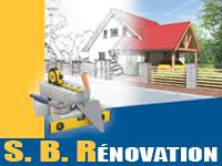 logo-SB Rénovation | Maçon - Lencloître - Châtellerault