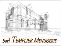 logo-Templier Menuiserie | Cuisine - Charpente - Saint Même le Tenu