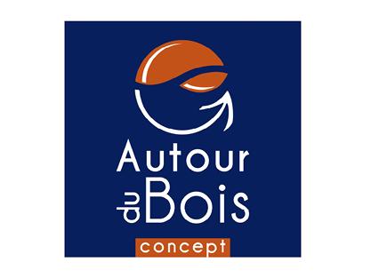 logo-Autour Du Bois Concept   Menuisier - Charpentier Talmont Saint Hilaire