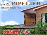 logo-Sarl Pipelier | Constructeur Maison Ossature Bois Saumur