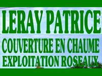 logo-Leray Patrice | Couvreur Chaume Crossac - Herbignac
