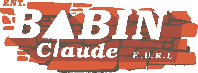 logo-Babin Claude | Maçon - Entreprise de Maçonnerie Cordemais - Sautron