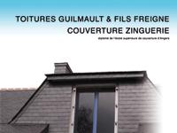logo-Toitures Guilmault et Fils | Couvreur - Zingueur - Freigné