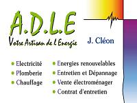 logo-ADLE | Electricien La Verrie