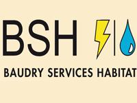 logo-BSH Baudry Services Habitat | Electricien Moutiers les Mauxfaits