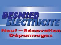 logo-Besnier Electricité | Domotique - Electricien - Redon - Pacé