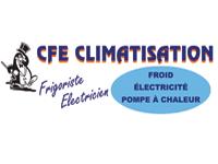 logo-CFE climatisation | Aérothermie - Pompe à chaleur - Loudun