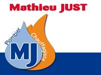 logo-Just Mathieu | Plombier - Châteaubriant - Issé