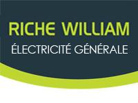 logo-Riché William   Électricien - Chauffagiste - Membrolle sur Longuenée