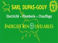 logo-Dupas - Gouy | Pose Pompe à Chaleur Saint Mars du Désert