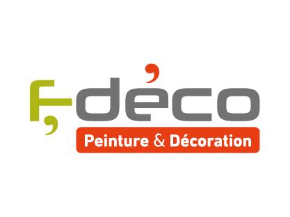 logo-Fdéco - F.Debray | Décoration Intérieure - Travaux Peinture - Nantes