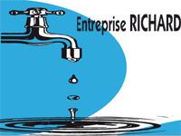 logo-Entreprise Richard | Plombier Saint Mars de Coutais