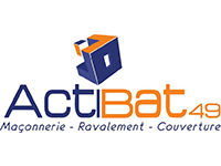 logo-Acti Bat 49 | Couvreur - Andrezé - Beaupreau