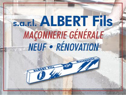 logo-Albert Fils | Maçon Thouaré sur Loire - Carquefou