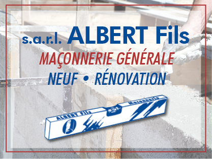 logo-Albert Fils | Carreleur Thouaré sur Loire - Carquefou